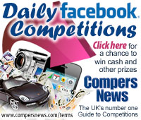 Win £100 cash in our Facebook competition