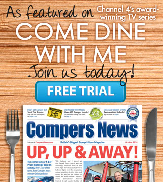 Compers News Does Come Dine With Me