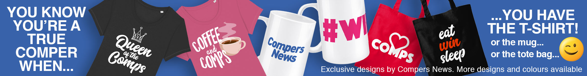 Compers News Shop