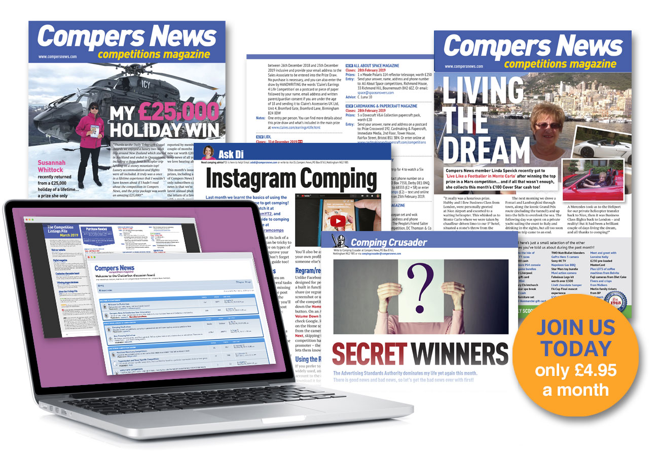 compers News magazine and online community