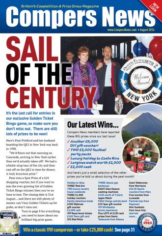 Compers News - August 2016