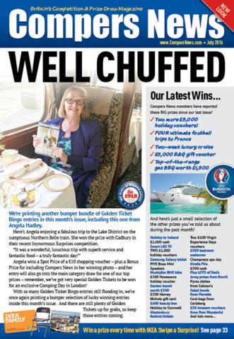 Compers News - July 2016